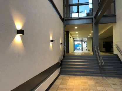 Kruchin Arquitetura nuovo Edificio e Parcheggio dell'UDF University Center di Brasilia