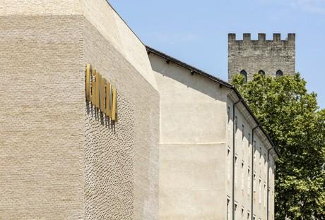 Antonio Virga Architecte Le Grand Palais Cinema e Spazio Museale a Cahors