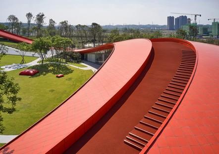 Powerhouse Company Loop of Wisdom una nuova icona per Chengdu