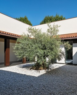 Federico Delrosso Villa Alce a Biella uno spazio contemporaneo immerso nel verde