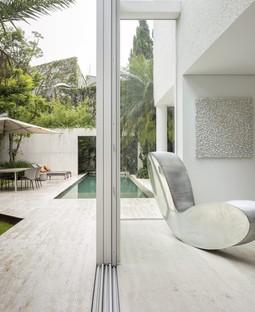 Fernanda Marques Arquitetos Associados Bucareste residenza privata a San Paolo