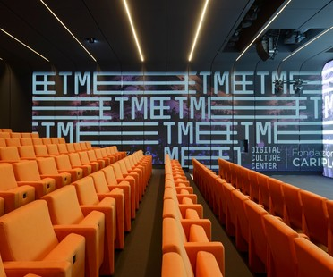 Carlo Ratti Associati e Italo Rota MEET Digital Culture Center Milano