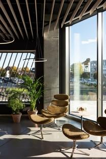 Snøhetta progetta spazi di lavoro sostenibili per il Powerhouse di Telemark