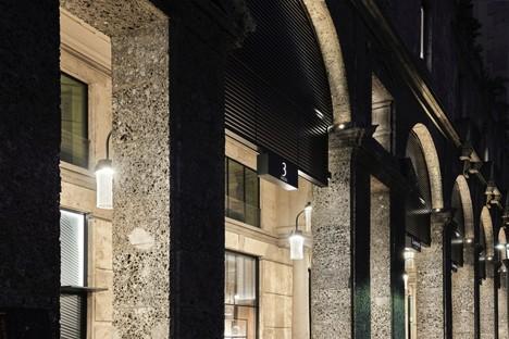 P+F Parisotto + Formenton Architetti re-design Galleria Bolchini Milano