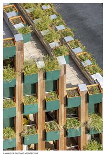 Manuelle Gautrand Edison Lite il co-housing che reiventa Parigi