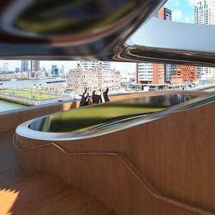MAD Architects FENIX Museum of Migration iniziano i lavori a Rotterdam
