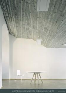 i vincitori di Architetto italiano 2020 e Giovane Talento dell'Architettura italiana