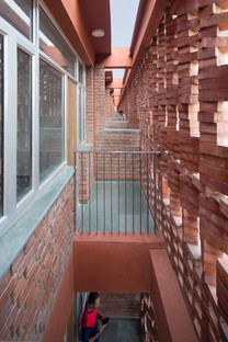 Zero Energy Design Lab  Boys Hostel Block del St.Andrews Institute of Technology and Management