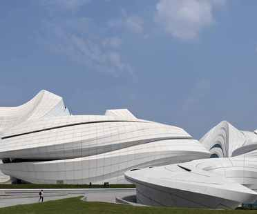 Patrik Schumacher per The Architects Series - A documentary on: Zaha Hadid Architects