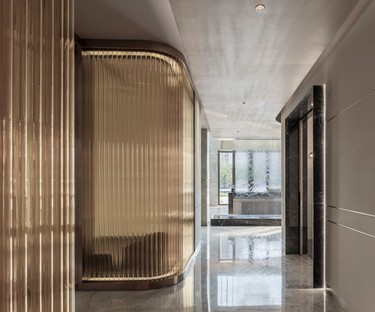 Marco Piva Huzhou Club Center Cina