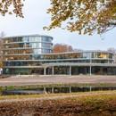 RAU Architekten una cattedrale di legno per la Triodos Bank a Driebergen-Rijsenburg