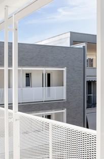 Alvisi Kirimoto Viale Giulini Affordable Housing edilizia residenziale convenzionata a Barletta