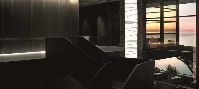 Lissoni Casal Ribeiro Interior design del Grand Park Hotel Rovinj Croazia