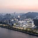 gmp Architekten von Gerkan, Marg und Partner completato lo Zhuhai Museum in Cina