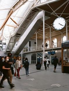 AREP stazione e nuovo polo multimodale di Rennes
