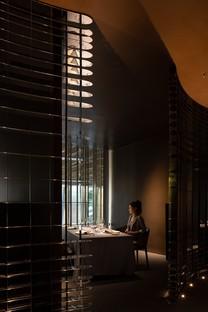 AD Architecture progetta Gentle L il nuovo ristorante di Léon Li e dello chef Alan Yu