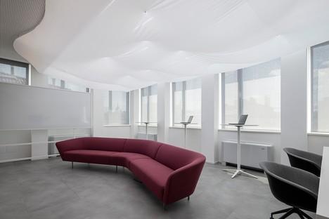 DEGW by Lombardini22 per la nuova sede EY Roma
