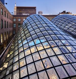 SOM Daniel Patrick Moynihan Train Hall New York