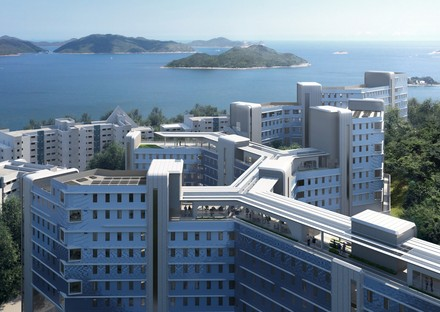 Zaha Hadid Architects Student Residence Hong Kong University of Science and Technology