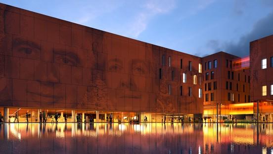 CRA-Carlo Ratti Associati nuovo campus scientifico dell'Università Statale di Milano