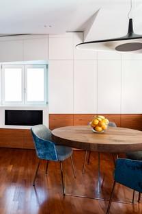 Casa NARF di m12 AD interior design nautico in una residenza