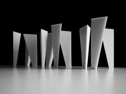mostra Kawahara Krause Architects Equivocal all'Architektur Galerie Berlin