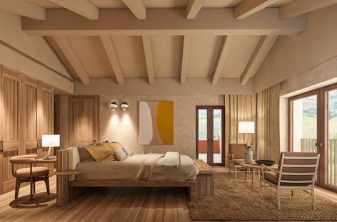 GaS Studio con Parisotto+Formenton Architetti Casa di Langa resort sostenibile