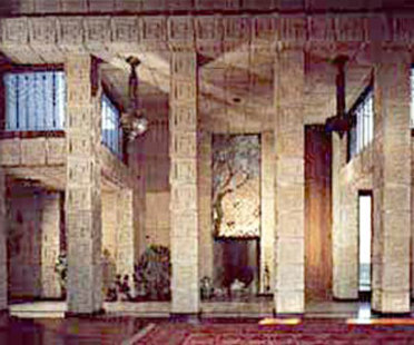 In vendita la Ennis House di Frank Lloyd Wright
