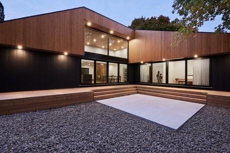 MXMA Architecture & Design Pearl House Montréal, Canada
