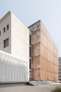 Werk 12 di MVRDV e N-V-O Nuyken Von Oefele Architekten è DAM Preis 2021
