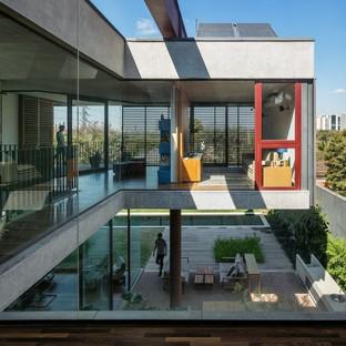 UNA Arquitetos Fernanda Barbara e Fabio Valentim House Villa Lobos San Paolo Brasile