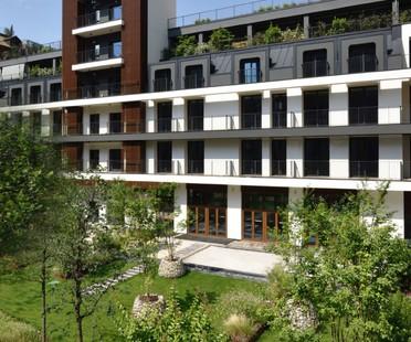Vudafieri-Saverino Partners nuovo hotel Milano Verticale UNA Esperienze