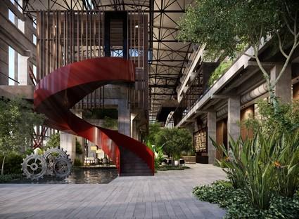 Lissoni Casal Ribeiro Shangri-La Shougang Park Pechino