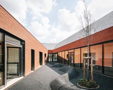 Vallet de Martinis Architectes due nuove scuole a Noyon Francia