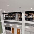 nEmoGruppo interior per uffici dipartimento cyber security della Nyu Abu Dhabi