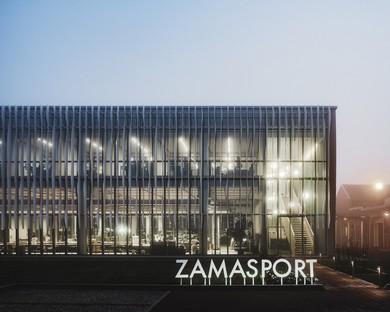 Frigerio Design Group nuovo Headquarters Zamasport Novara