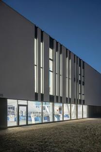 .Megatabs .BORG una scuola sostenibile e ad alta efficienza energetica per Oberndorf