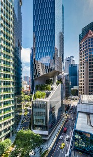 KPF grattacielo 18 Robinson Terrazze verdi sulla città di Singapore