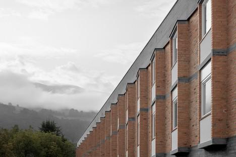 MoDusArchitects Recupero e ampliamento dell'Accademia Cusanus Strutture Superfici e Luce