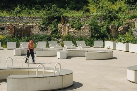Padiglione Estonia mostra Square! Positively shrinking alla Biennale Architettura Venezia 2021