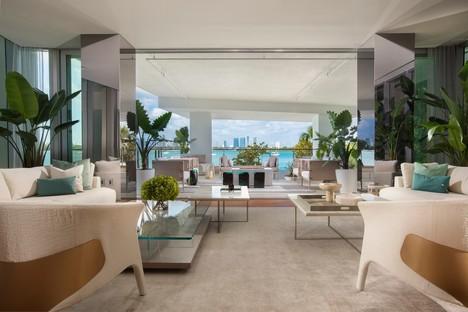 Ateliers Jean Nouvel Monad Terrace residenze a Miami Beach