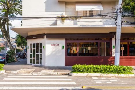 Superlimão disegna un nuovo accogliente locale a San Paolo, Basilicata Trattoria