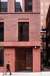 Completato il progetto residenziale di David Chipperfield Architects al 11-19 Jane Street di New York