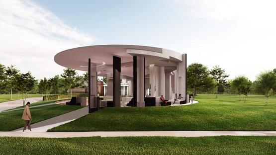 la Serpentine Gallery riapre e Counterspace progetta il Serpentine Pavilion 2021
