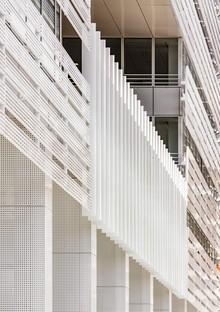 Ferrier Marchetti Studio Paris Region Headquarters a Saint-Ouen Francia
