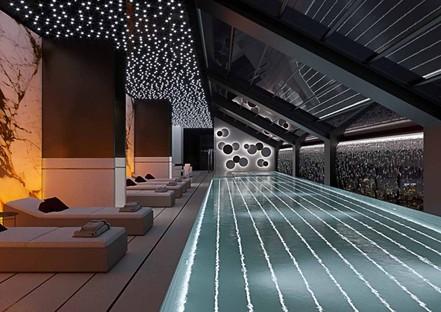 Studio Marco Piva Tonino Lamborghini Towers Chengdu Cina