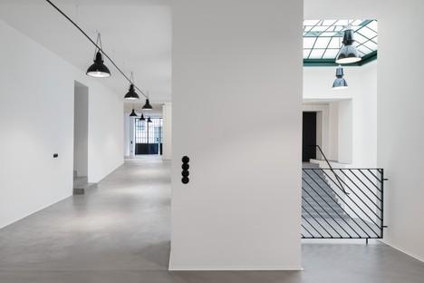 Trasformare l'esistente due progetti di MEGATABS a Vienna