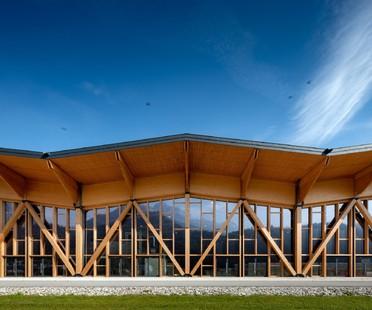Palaluxottica di Studio Botter e Studio Bressan vince Premio Architettura Città di Oderzo