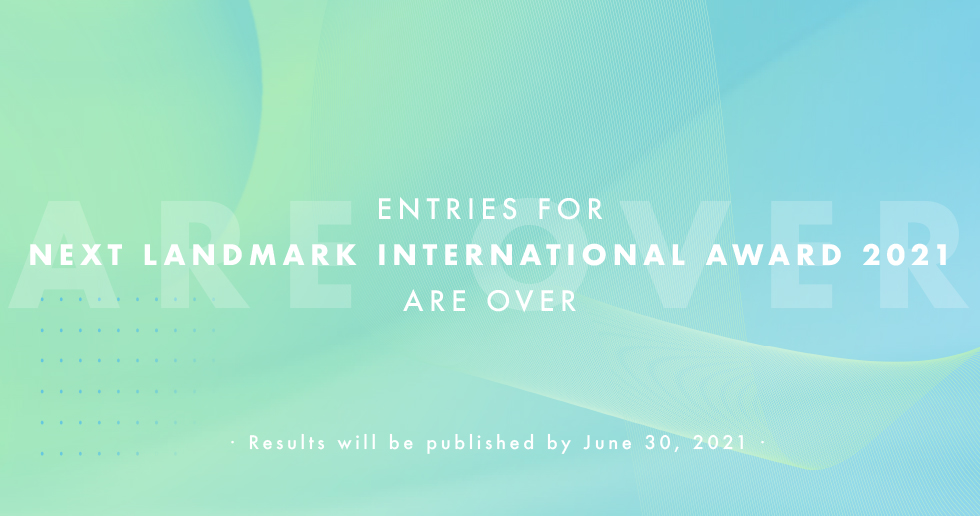 Decima edizione per Next Landmark International AWARD