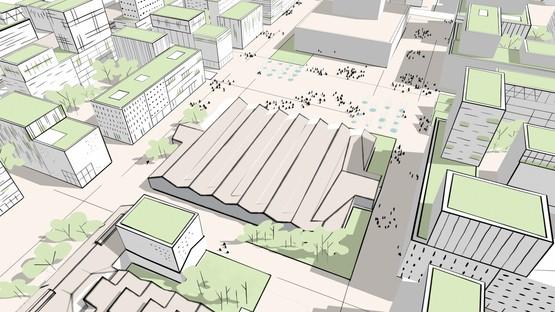 3LHD rivitalizzazione urbana di Gredelj ex zona industriale di Zagabria